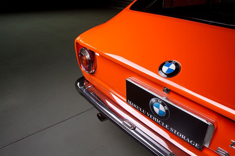 BMW 2002 boot