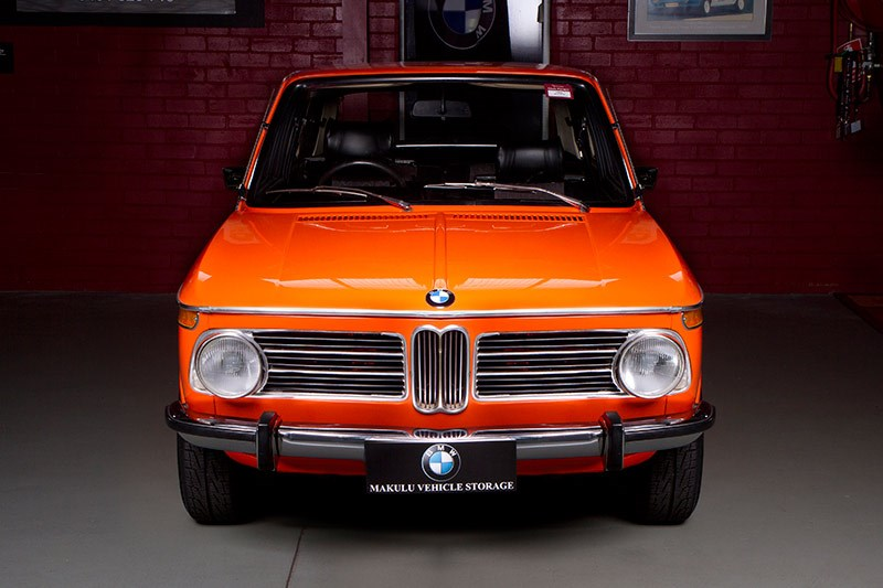 BMW 2002 front