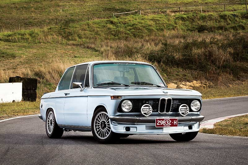Bmw 2002 Tii Race Car >> BMW 2002 Tii 2-Door Review