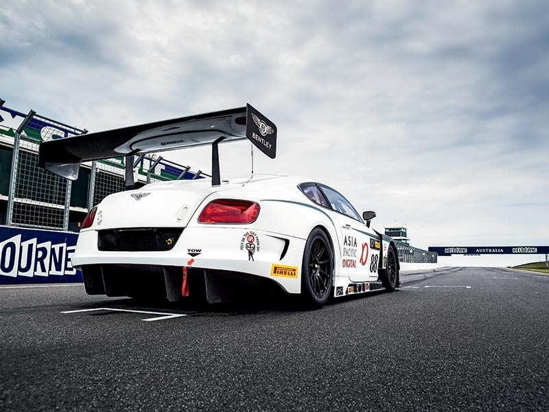 Bentley Flying B Continental GT3