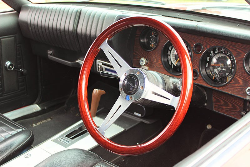 Chryslers on the murray AMC interior