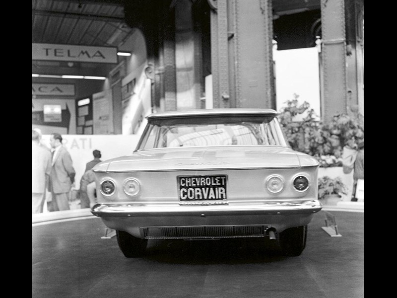 Corvair 08 Paris Show 2