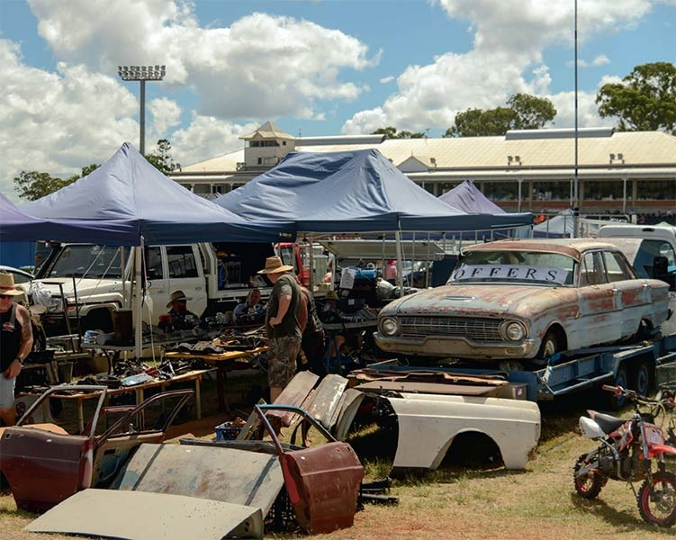 Darling Downs swap