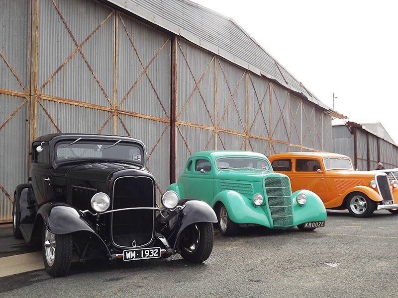 Deniliquin hot rod run 1