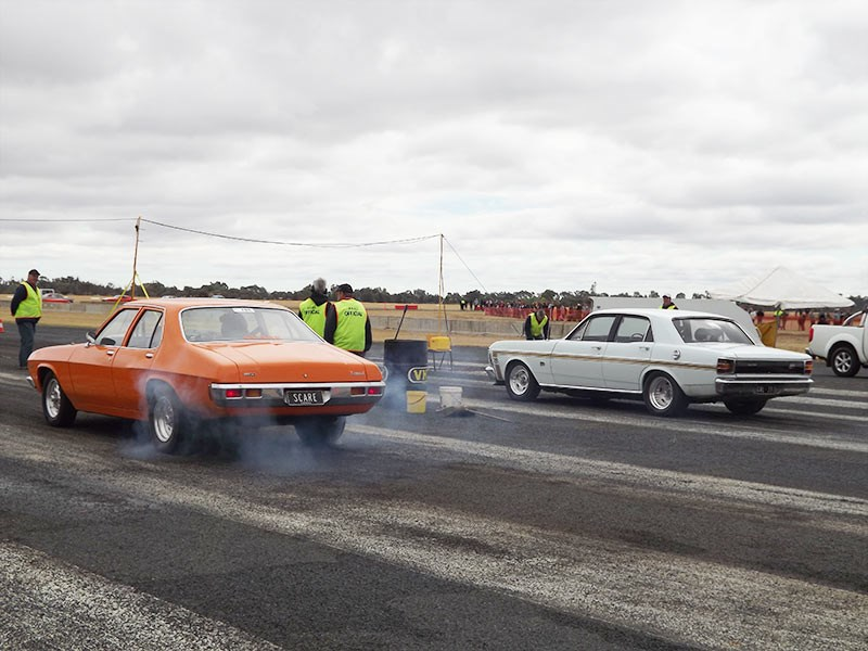 Deniliquin hot rod run 2