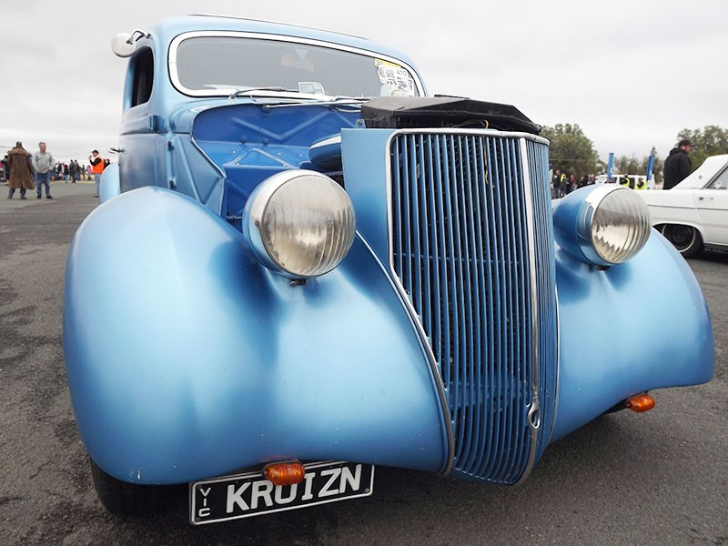 Deniliquin hot rod run 23