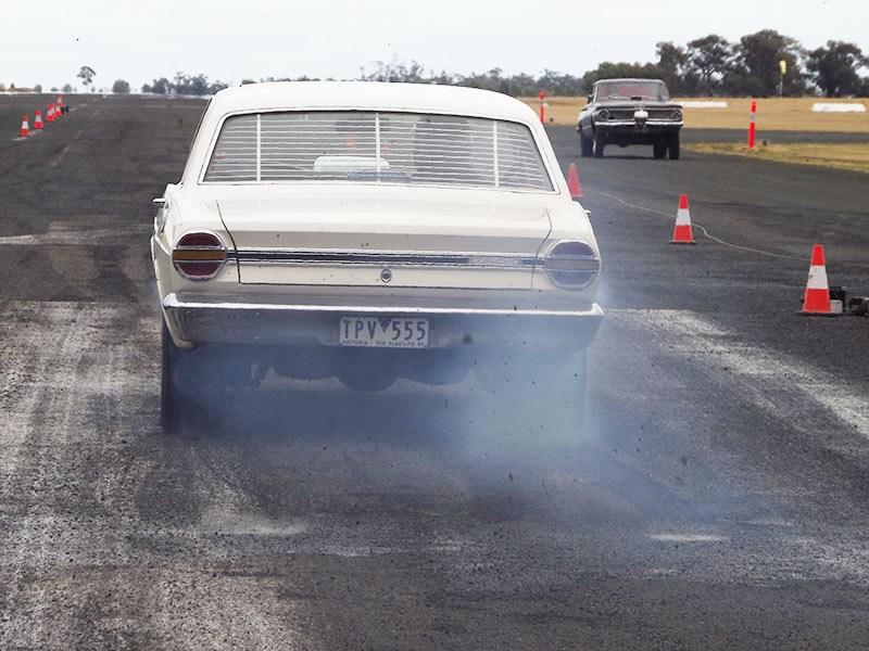 Deniliquin hot rod run 38