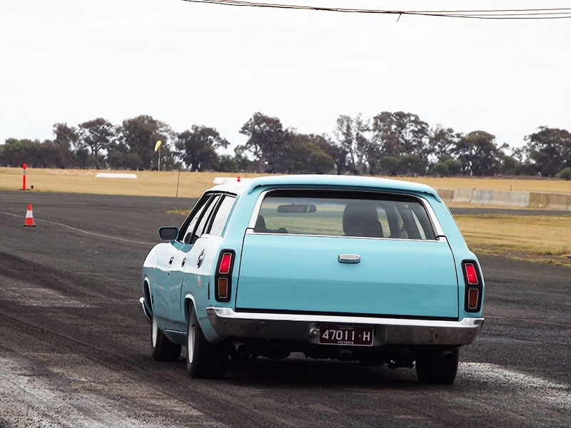 Deniliquin hot rod run 39