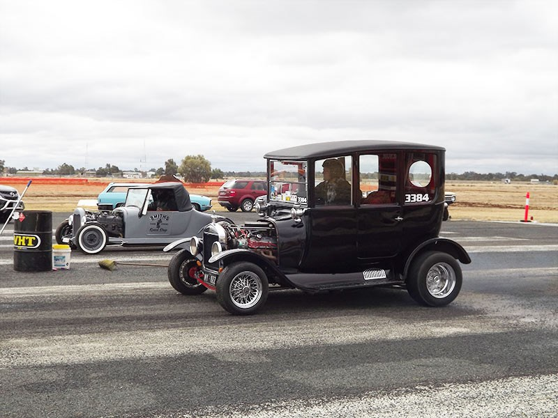 Deniliquin hot rod run 43