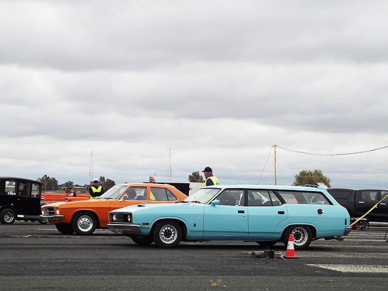 Deniliquin hot rod run 46