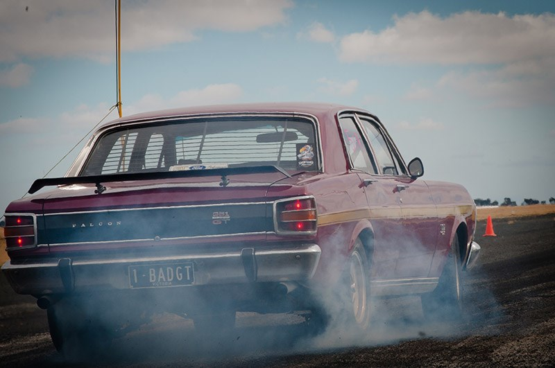 Deniliquin rod run 44
