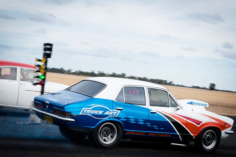 Deniliquin rod run 52