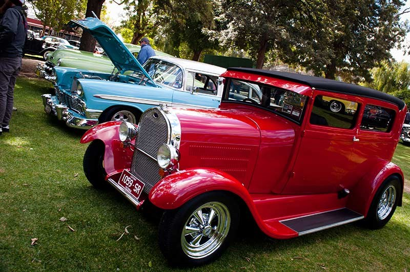Deniliquin rod run 59