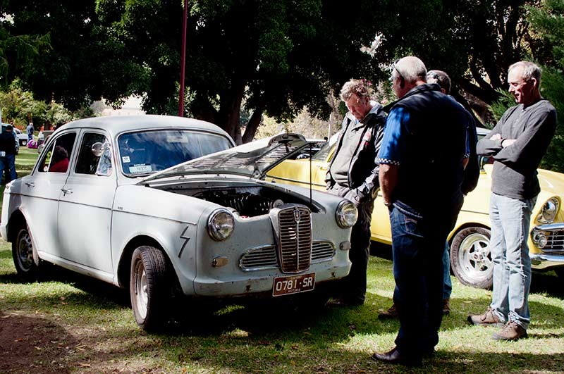 Deniliquin rod run 61