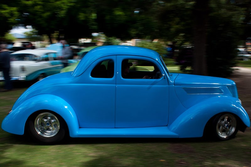 Deniliquin rod run 62