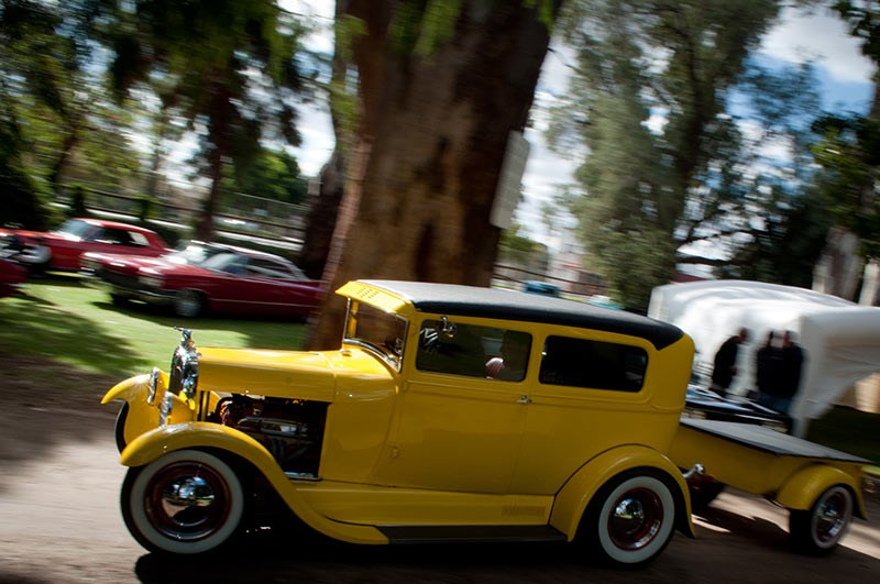 Deniliquin rod run 63