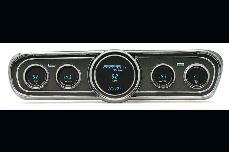 Digital dash classic cars 1