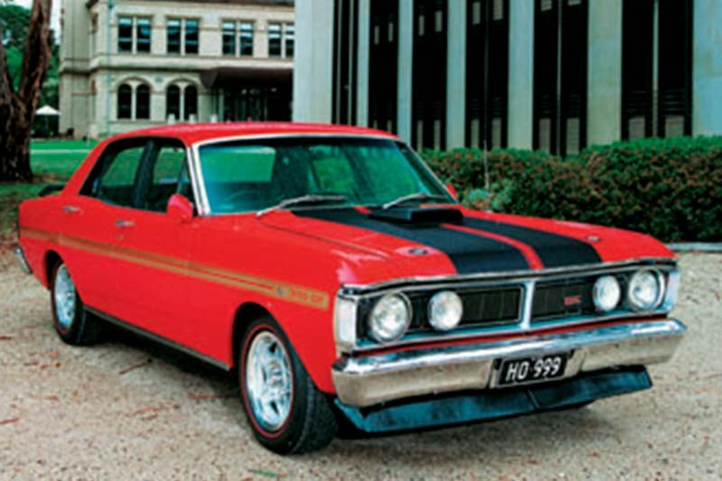 FORD FALCON GTHO PHASE 3 1