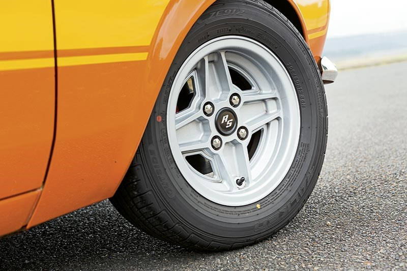 Ford Escort wheel