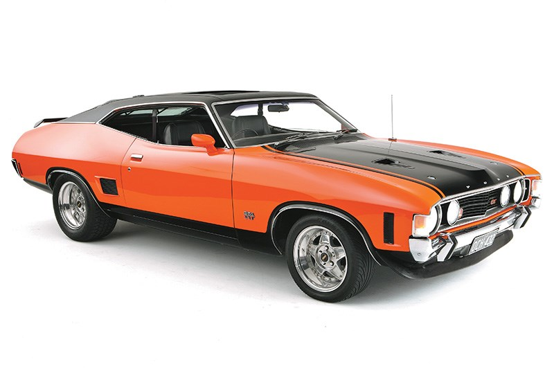 1973 Ford Falcon Xa Gt Hardtop Review
