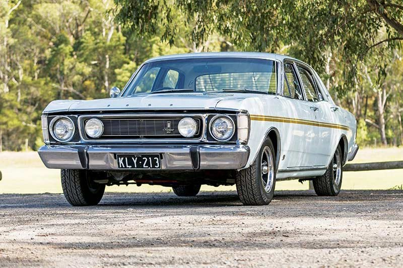 Ford Falcon XW main