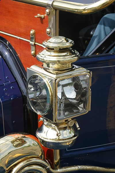 Ford Model T light