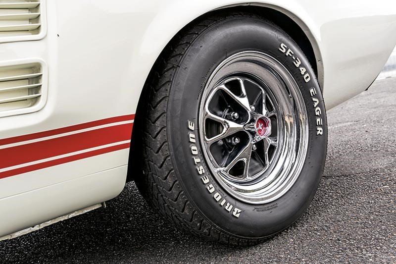 Ford Mustang GT390 wheel