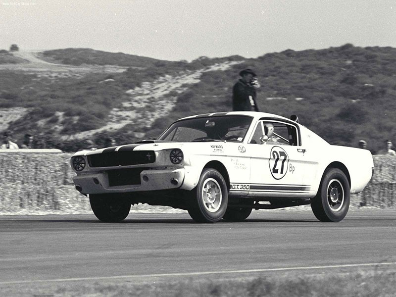 Ford Mustang Shelby GT350 1965