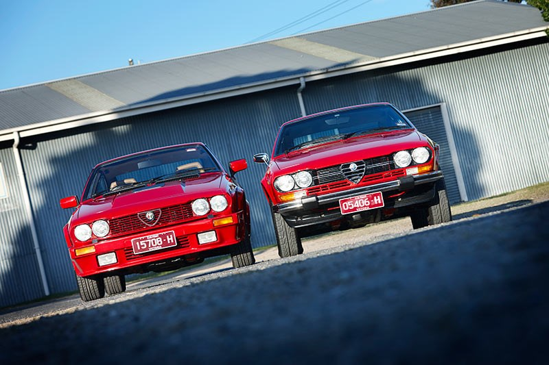 Buyers guide: Alfa Romeo Alfetta GT/GTV