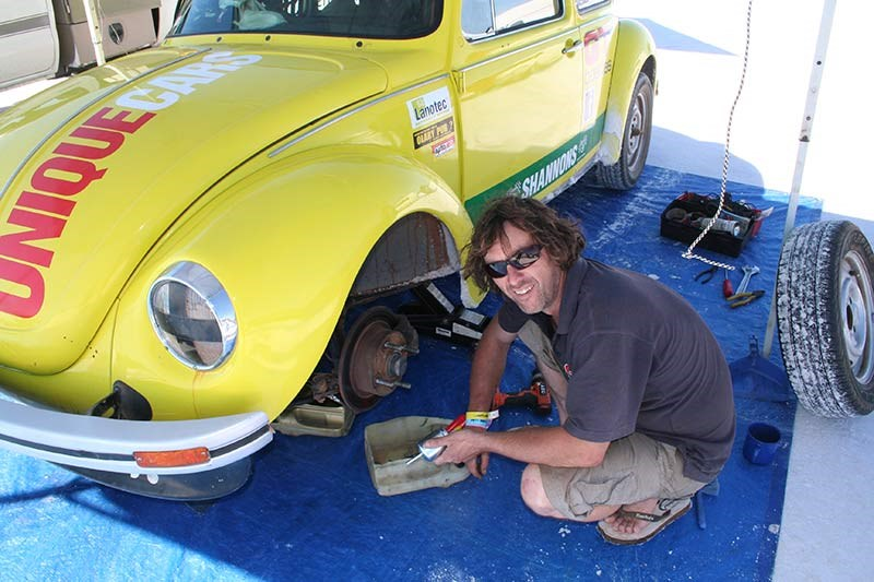 Glenn Torrens VW Beetle 11