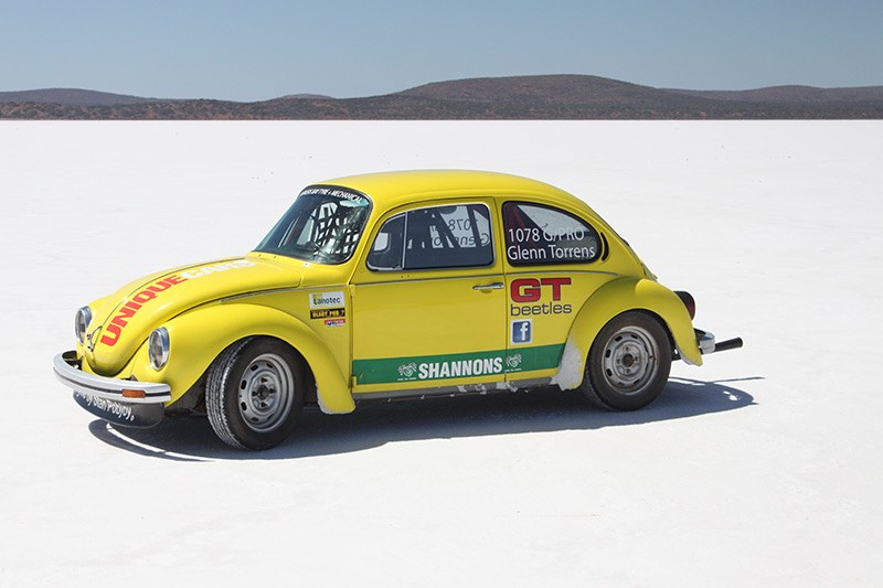 Glenn Torrens VW Beetle 7