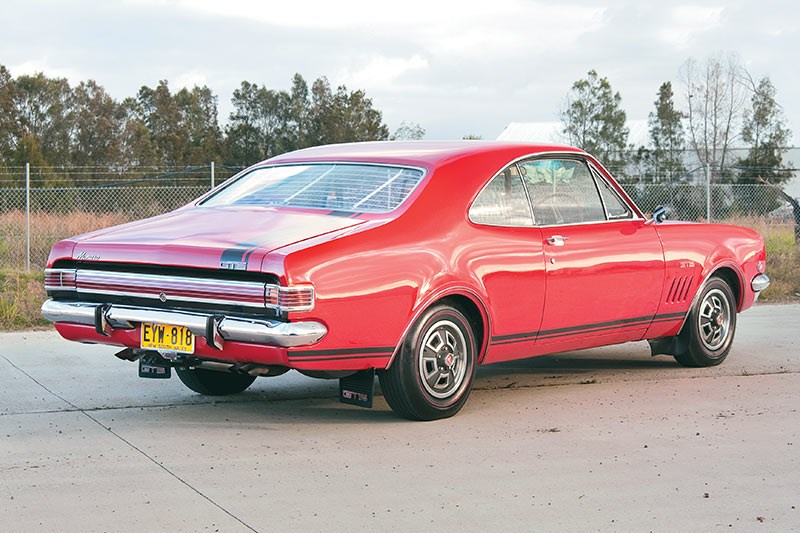 Even after a full restoration, the much-loved Monaro is regularly driven