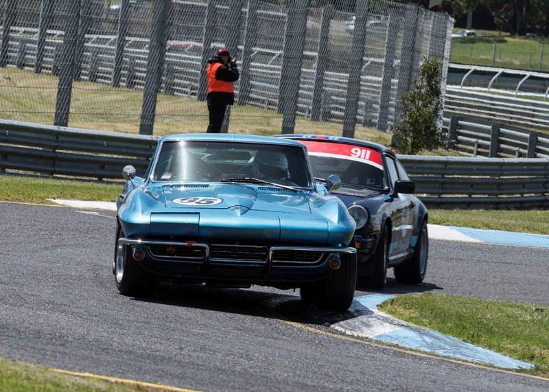 Historic Sandown 684