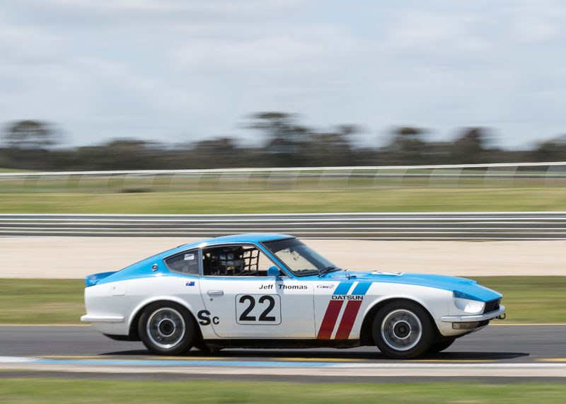 Historic Sandown 741