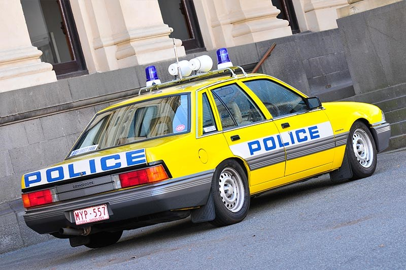 Holden Commodore VL Turbo 4