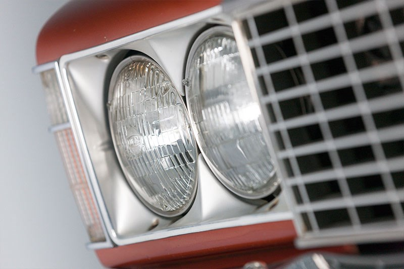 Holden HQ HZ premier headlights