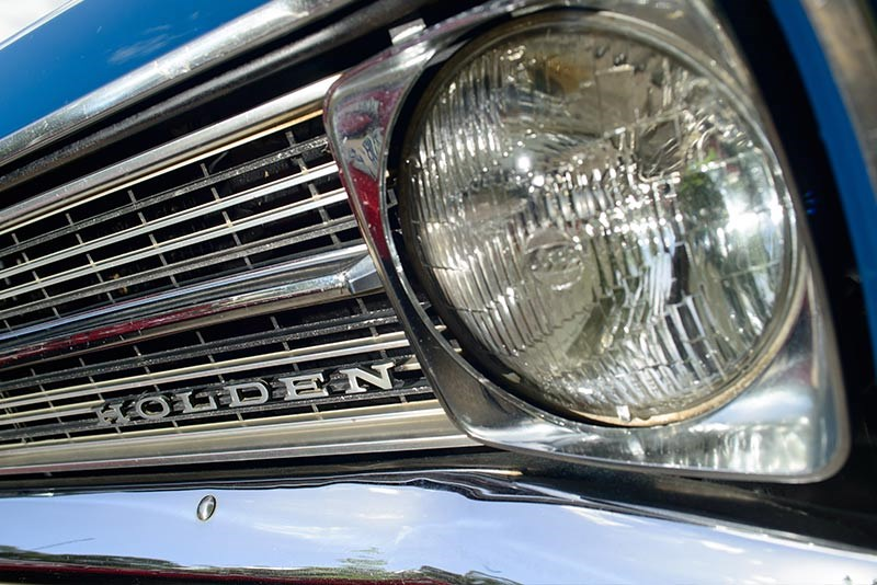 Holden Hk Monaro 186 headlight