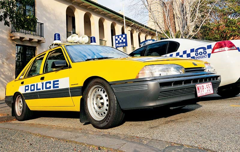 Holden VL Commodore Turbo