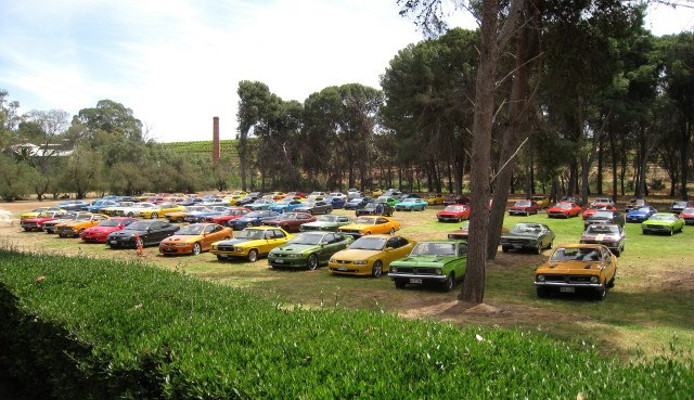Monaro Nationals 2014, Tanunda