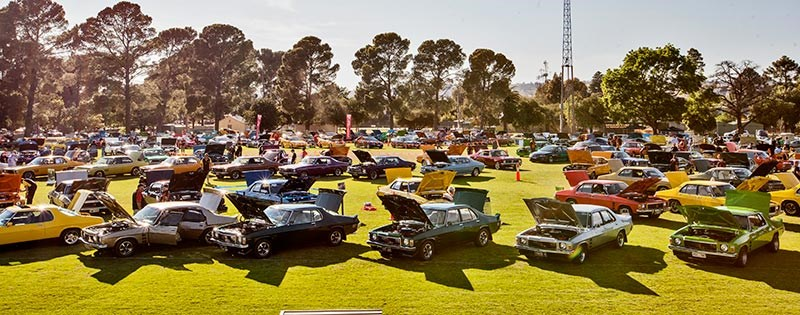 Monaro Nationals 2014, Tanunda. Photo: Deborah Bull