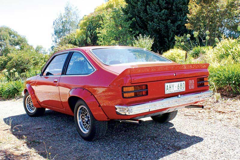 Jan's Holden Torana A9X