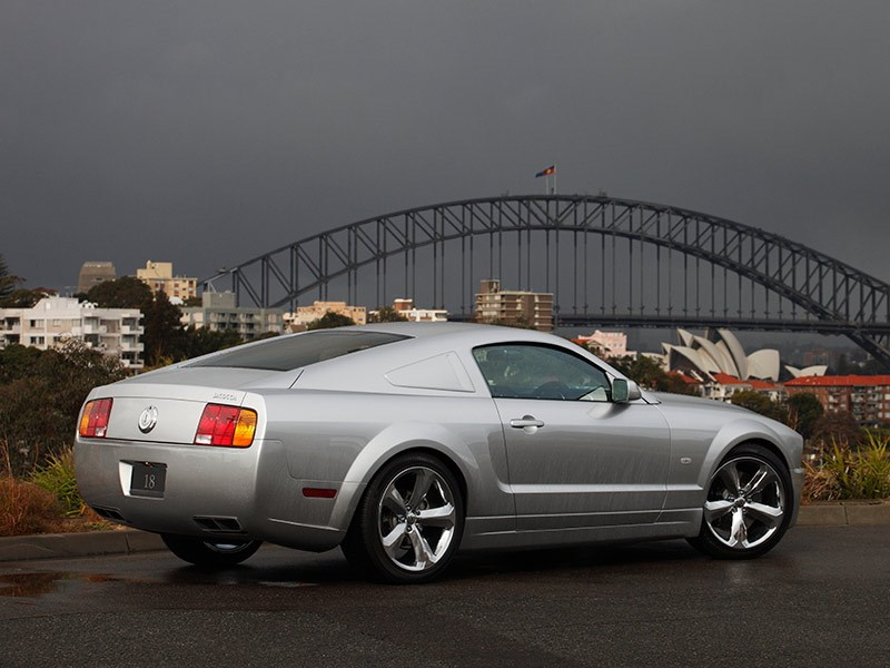 Lee Iacocca Mustang >> Driven 2010 Iacocca Mustang Review
