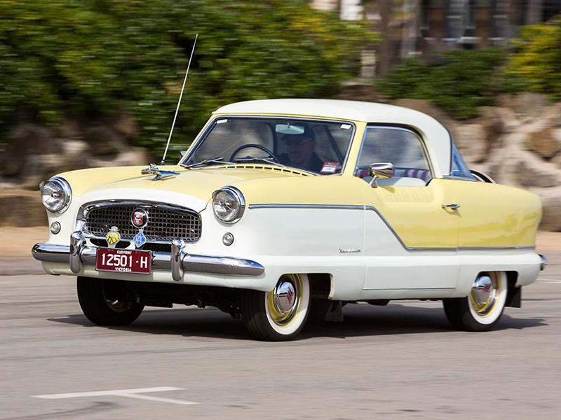 1957 Series III Nash Metropolitan review fe3ba2310d6