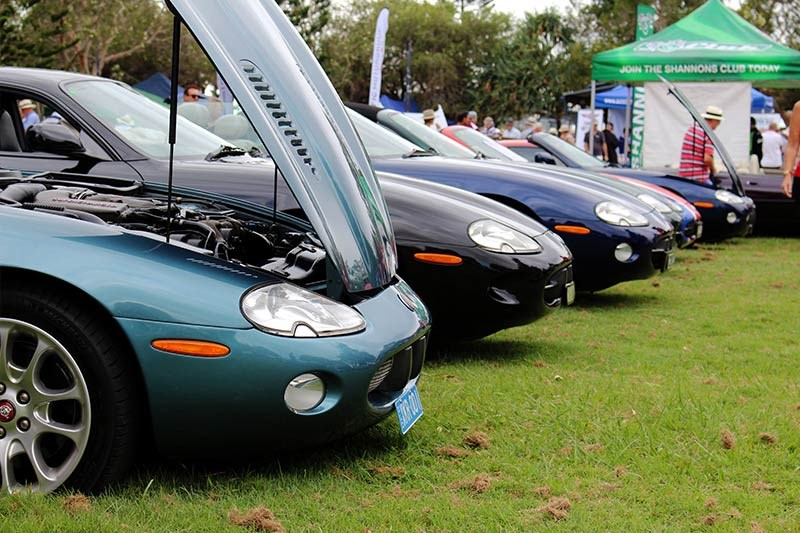 Gallery: Jaguar National Rally 2016, Qld