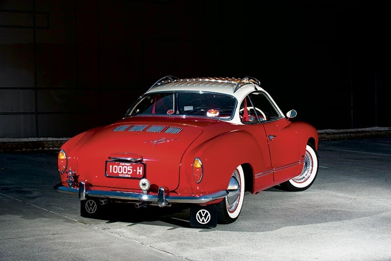 1960 Type 14 Karmann Ghia Coupe