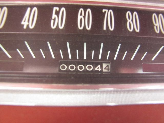 Lambreicht chev auction odometer