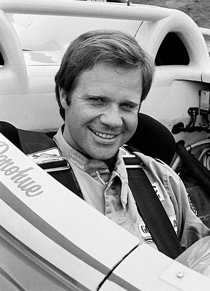 The late, great, Mark Donohue