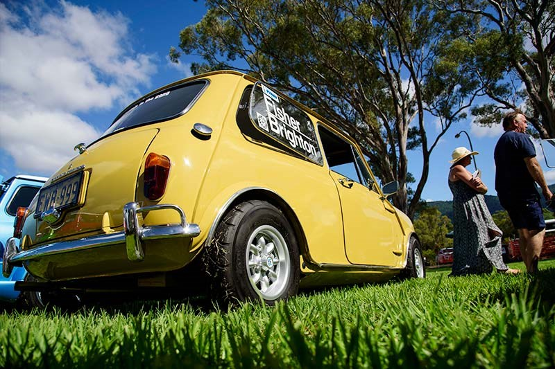 Minis in the Gong 20