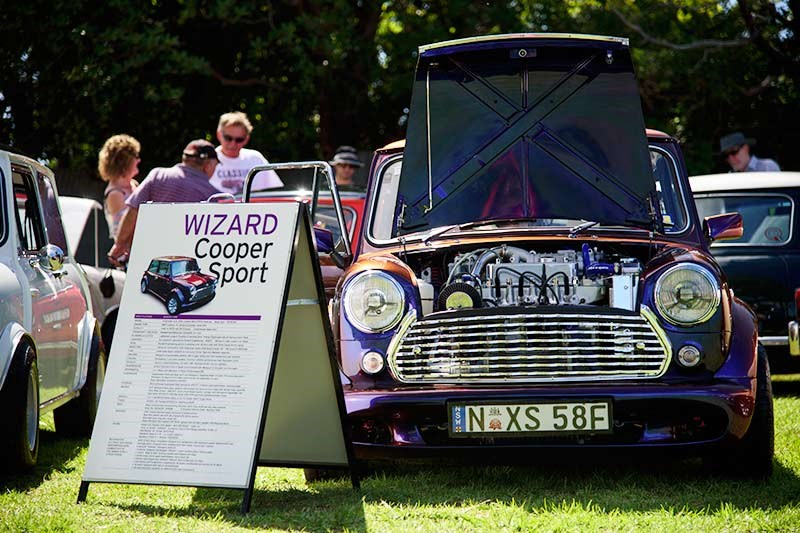 Minis in the Gong 31