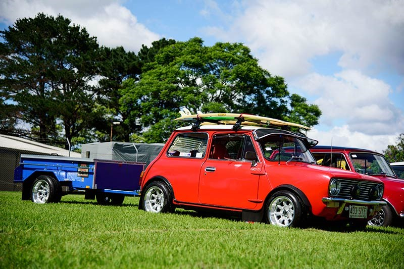 Minis in the Gong 6